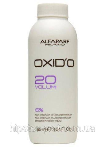 Окислитель AlfaParf Milano Oxid'o Evolution of the Color Cube 6% 90 ml
