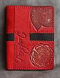 Обложка на паспорт кожаная Guk (5507), фото 8