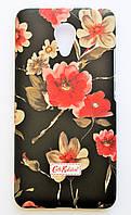 Чехол на Meizu M2 Note Cath Kidston стильный Пластик Маки, фото 1