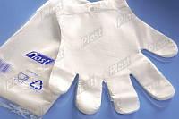 Перчатка полиетиленовая Plast
