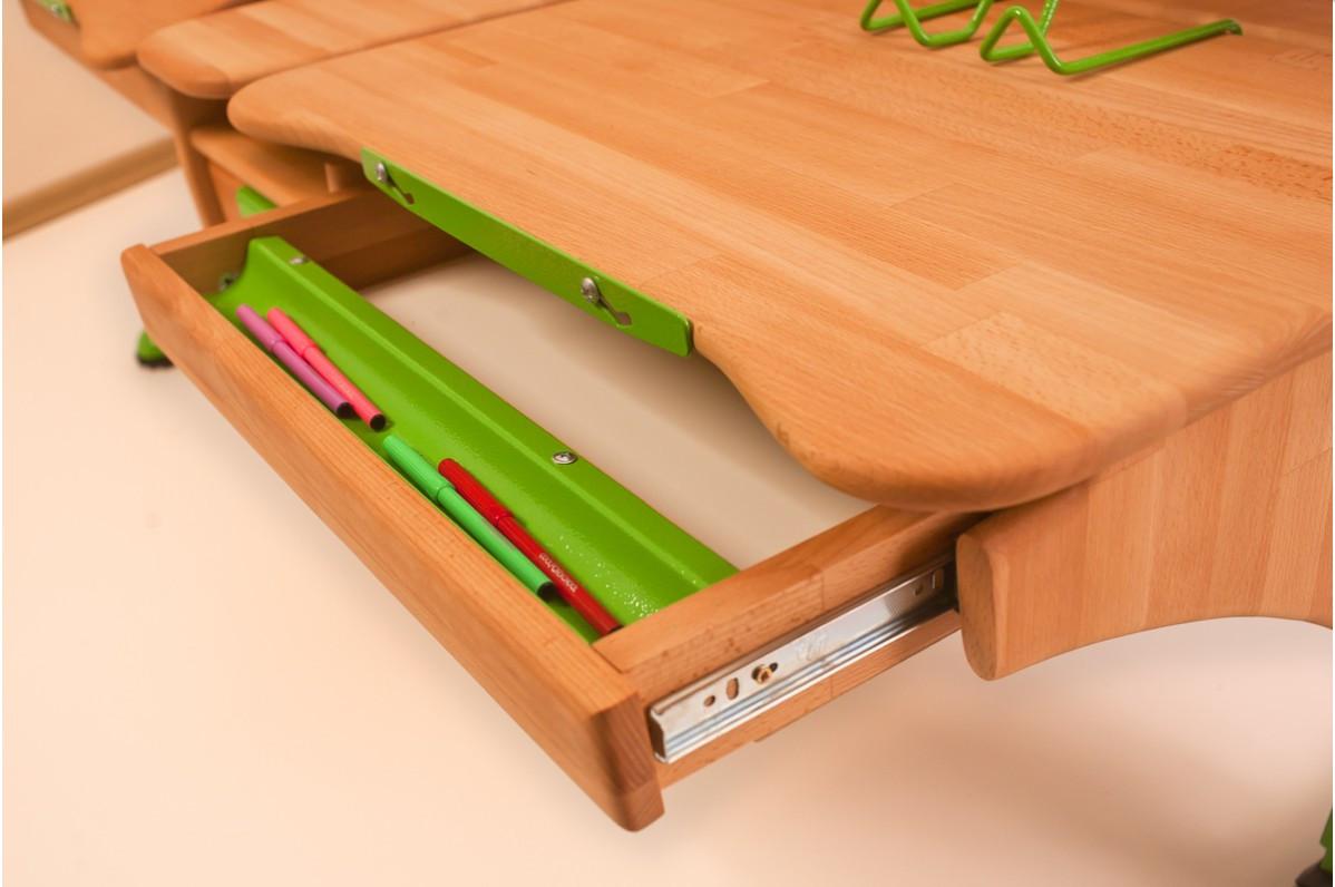 """Детский стол """"Эргономик для двоих детей"""" с тумбой: купить ..."""