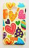 Чехол на Meizu MX4 Cath Kidston стильный Пластик Сердечки