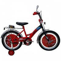 Детский велосипед Mustang Тачки 18.