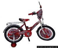 Детский велосипед Mustang Ferrari -20