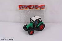 Трактор 27001 инерц.кул.13*9,5*8 ш.к./192/(27001)