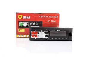 Автомагнитола Sigma CP-200 R, фото 3