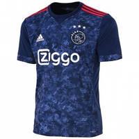 Футбольная форма 2017-2018 Аякс (Ajax), выездная, Ф9