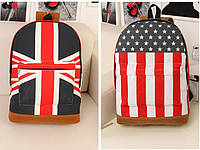 Рюкзак флаг США и Англии (Великобритании) купить в киеве