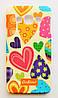 Чехол на Самсунг Galaxy A3 A300H Cath Kidston стильный Пластик Сердечки
