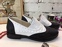Женские  туфли, натуральная  кожа.