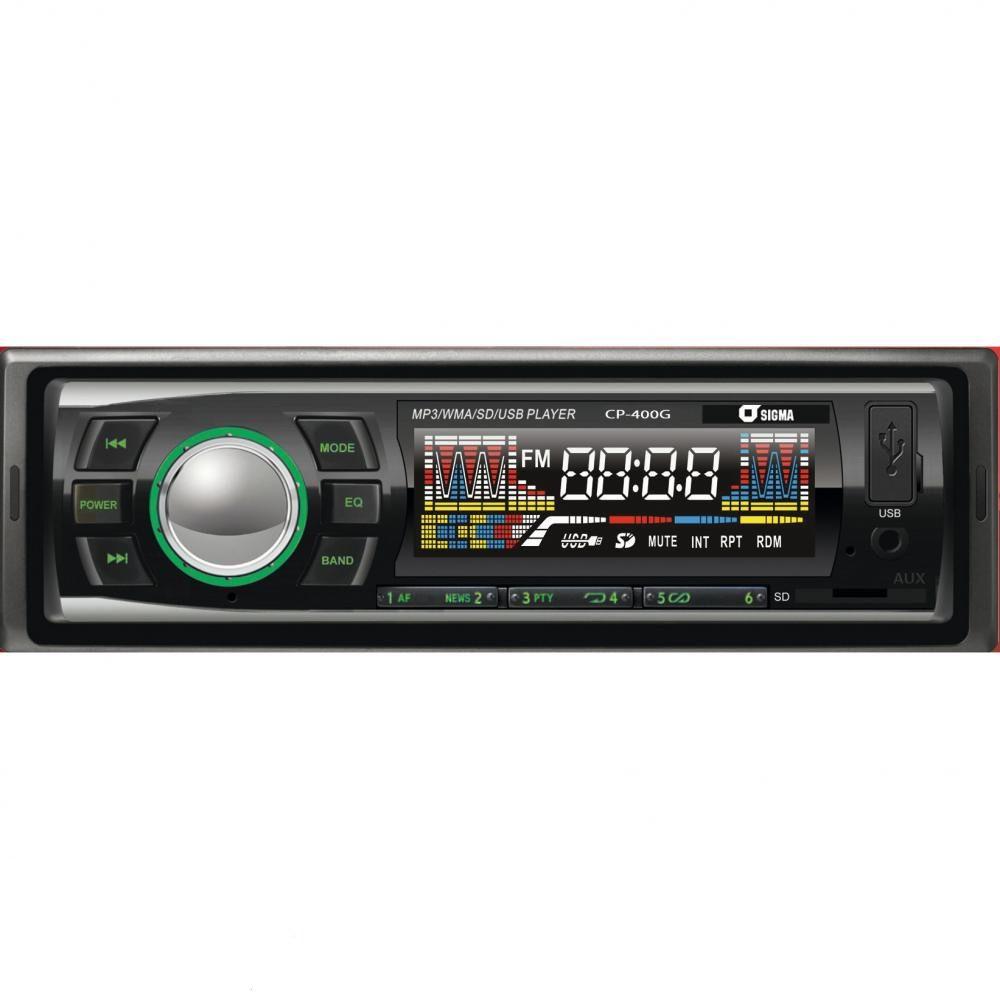 Автомагнітола Sigma CP-400 G