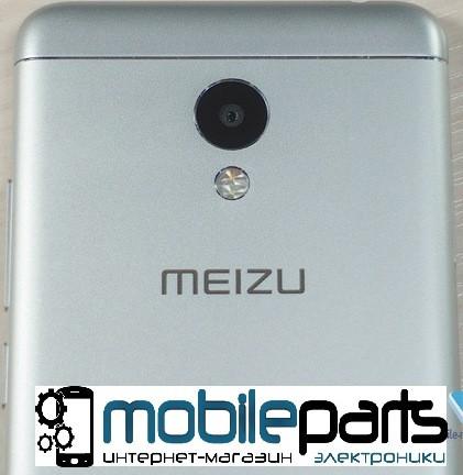 Оригинальный Корпус (Задняя панель) для Meizu M3s | M3s Mini (Серебристый)