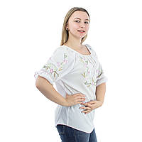 Женская одежда с ручной вышивкой