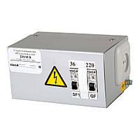 Ящик с понижающим трансформатором ЯТП-0.25