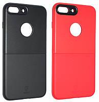Чехол накладка Baseus Half to Half для Apple iPhone 7 Plus