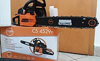 Бензопила PowerCraft CS 4529n