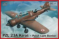 PZL 23A Karas 1/72 IBG Models 72505