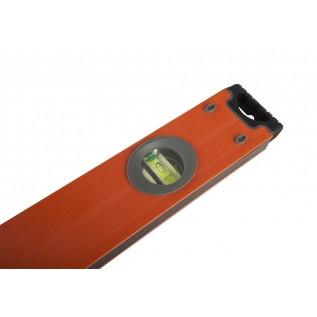 2015-05-1000 Уровень магнитный 1000 мм, 3 капсулы, зеркало, противоударный