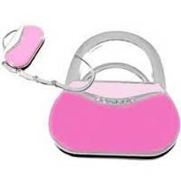 Сумкодержатель-брелок для сумки, крючок, держатель для сумок, вешалка для сумочки