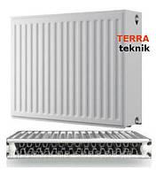 Стальной панельный радиатор TERRA teknik тип 22 300Х400