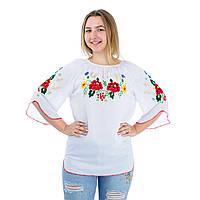 Блуза в украинском стиле