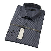 Классические рубашки с длинным рукавом размер M