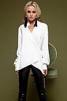 Молочная женская рубашка Гремми Jadone Fashion 42-48 размеры