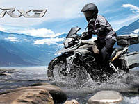 Мотоцикл ZS250GY-3(RX-3)