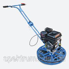 Затирочная машина для бетона Spektrum SZM-600 бензиновая (Briggs&Stratton 750) однороторная, вес 54 кг