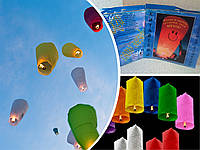 Китайский небесный фонарик