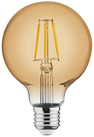 Лампа Horoz Filament Globe 4W E27 2200K
