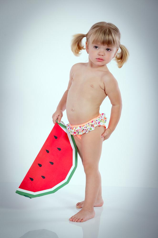 """Плавки """"Кейт"""", фрукты"""