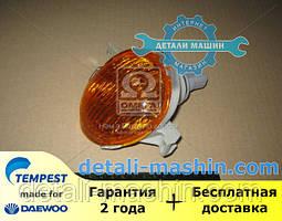 Покажчик повороту (поворотник) лівий Матіз 01 (вир-во TEMPEST) 12-A0080015B3 Daewoo Matiz