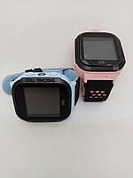 Детские смарт часы-телефон с фонариком, игрой Q528