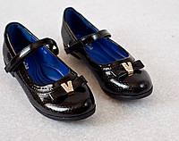 Туфли классика школьные для девочки 30 -37