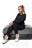 Спортивный черный костюм Holiday Jadone  42-48  размеры