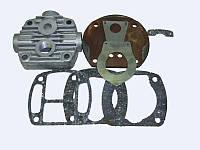 Головка компрессора в сборе (водяная), А 29.05-005/040