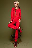 Спортивный красный костюм Holiday Jadone  42-48  размеры