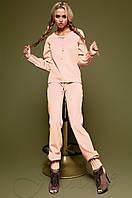 Спортивный розовый костюм Holiday Jadone  42-48  размеры