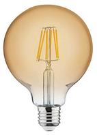 Лампа Horoz Filament Globe 6W E27 2200K