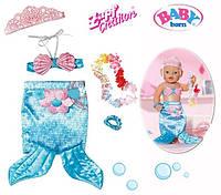 819920 Одежда Русалки для пупса Baby Born Беби Борн Zapf Creation