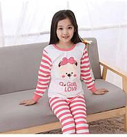 Детская пижама 5-9лет