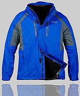 Мужская зимняя куртка Columbia Omni-Heat 3 в 1 art.  z1704-2