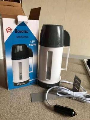 Автомобильный чайник Domotec MS-0823 12V 150W, фото 2
