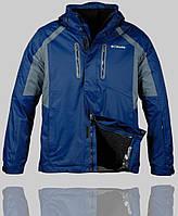 Мужская зимняя куртка Columbia Omni-Heat 3 в 1 art.  z1704-1
