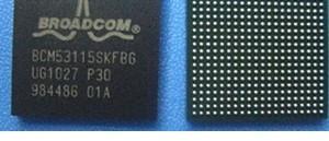 BCM53115SKFBG. Новый. Оригинал.