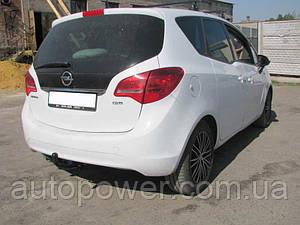 Фаркоп на Opel Meriva B 2010-