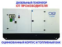 Дизельный генератор DE-250RS-Zn 225кВА/180кВт, 3 фазы, подогрев и автозапуск