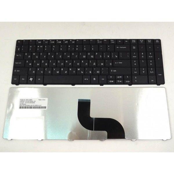 Клавіатура для ACER E1-521, E1-531, E1-571, 5335, 5542, 5735, 5740, 5744, 7740, 8571, 8572