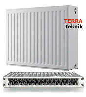 Стальной панельный радиатор TERRA teknik тип 22 500Х1600